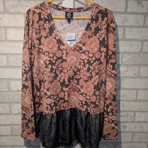 Bobeau, NWTs shirt, XL